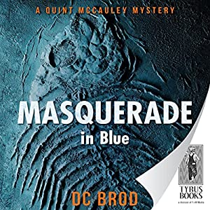 Masquerade in Blue Audiobook