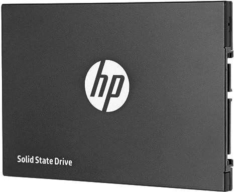 HP S700 2.534; 500GB SATA III Interno Unidad de Estado sólido (SSD ...
