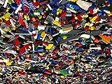 2 Pounds Bulk Lego Bricks - Random Selection of Vintage Lego Bricks
