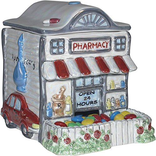 Lefton Candy - Pharmacist Candy Dish