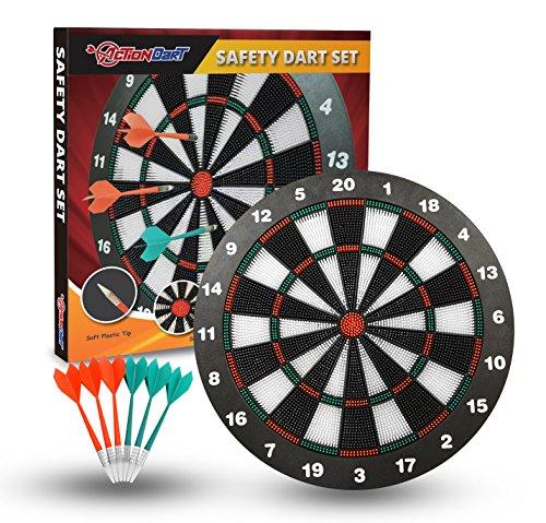 Review ActionDart Soft Tip Darts