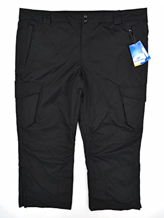 cb2a6324bf Amazon.com  Slalom Water Resistant Insulated Men s Side Zip Cargo ...