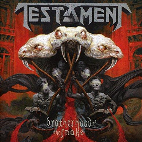 Testament - Brotherhood Of The Snake - CD - FLAC - 2016 - FATHEAD Download