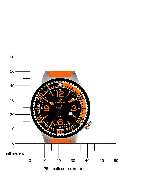 Silikon Kienzle Armbanduhr S Analog K2103013063 Unisex Quarz 00417 Poseidon 0yN8Ovmnw