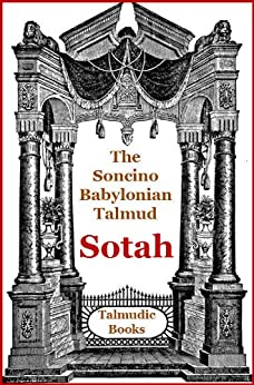 Talmud Sotah (Soncino Babylonian Talmud Book 28) by [Cohen, A.]