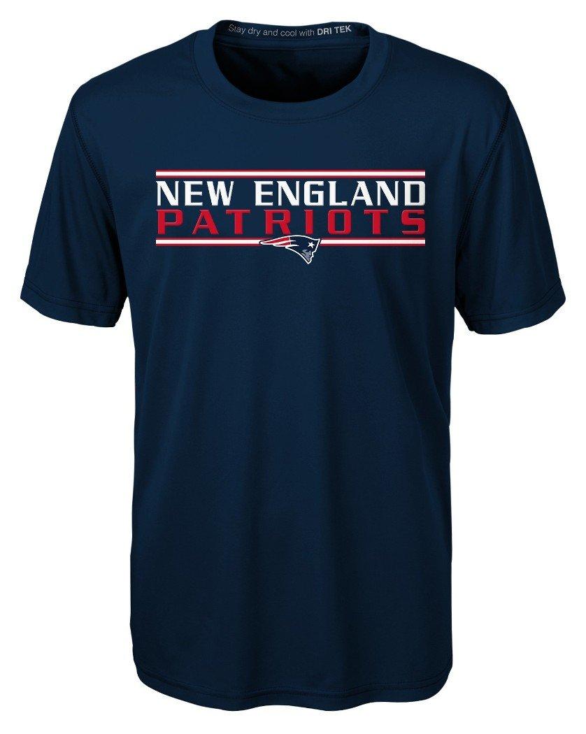 激安商品 新しいEngland Patriots 新しいEngland X-Large Youth Patriots NFL「ハードヒット