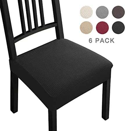 Fundas para sillas Pack de 6 Fundas sillas Comedor Fundas ...