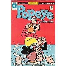 Popeye Le Marin No 38 - 1979 (En francais)