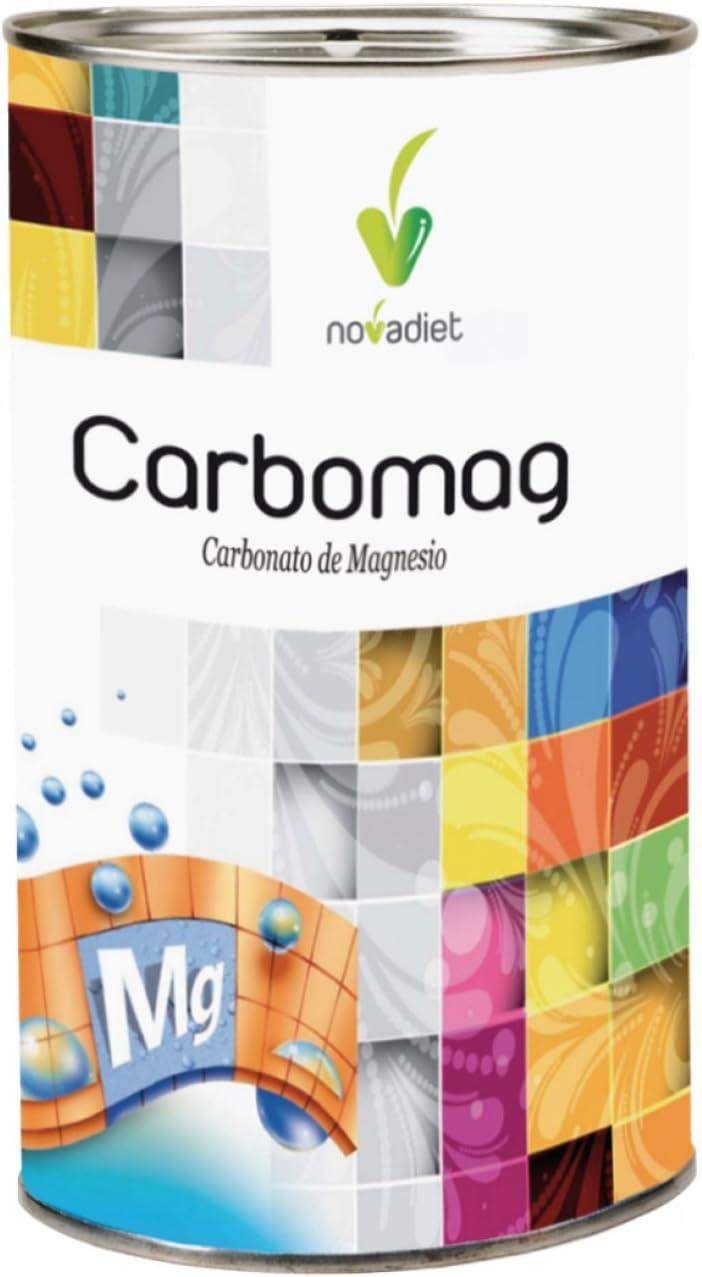 CARBOMAG CARBONATO MAG POLVO 150 GR.: Amazon.es: Salud y cuidado personal