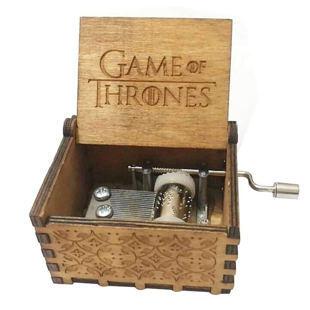 Hudson Crafts Game of Thrones Music Box
