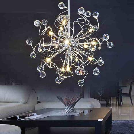MAMEI™15 Lights LED Modern Crystal Chandelier Lighting For Living Room,Dining  Room,