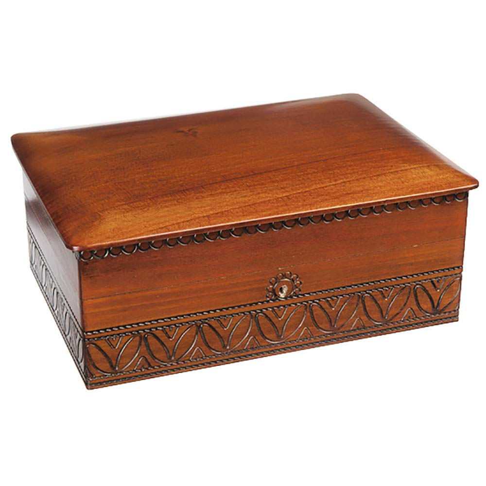 Masculinity 3 Wooden Box by Enchanted World of Boxes