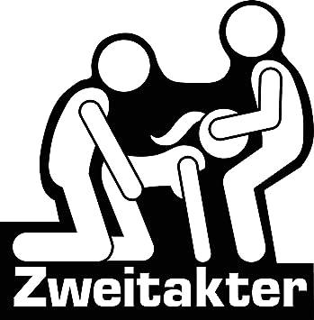Aufkleber Sticker Zweitakter Jdm Tuning Autoaufkleber Fun