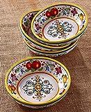 Set of 4 Pasta Bowl Set