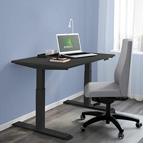 NEW Desk Frame Electric Height Adjustment Comfortable Work Station Sit /& Stand