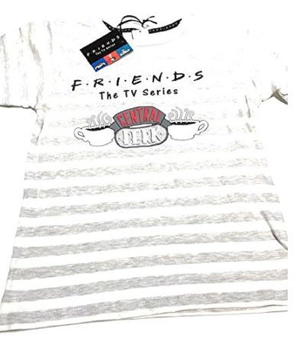Amazon.com: Primark Ladies Girls Womens Friends Central PERK Pajama Pyjama PJ T Shirt Set UK S-XL (UK XL 18-20): Clothing