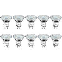 LE Bombillas LED, GU10 4W Equivalente 50W Halógena