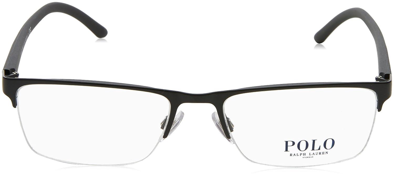 Eyeglasses Polo PH 1161 9038 MATTE BLACK