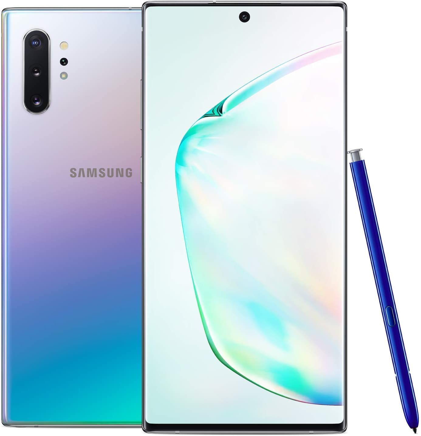 Amazon Com Samsung Galaxy Note 10 256gb Aura Glow For Gsm Renewed
