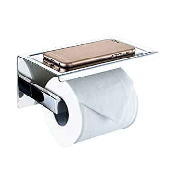 toilettenpapierhalter ohne bohren mj23 hitoiro. Black Bedroom Furniture Sets. Home Design Ideas