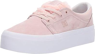 DC Women's Trase Platform Se Skate Shoe