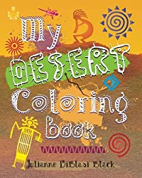 My Desert Coloring Book