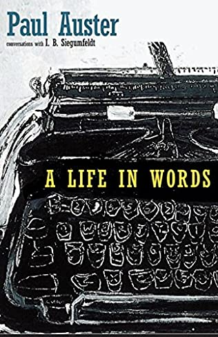 book cover of A Life in Words