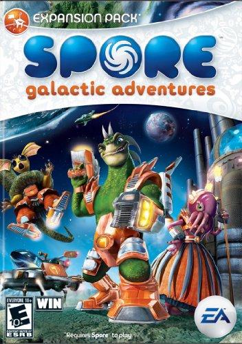 Spore Galactic Adventures [Download]