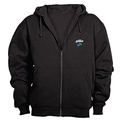 16ab8b6a148 Image Unavailable. Image not available for. Color  Dunbrooke NFL Craftsman  Full Zip Thermal Hoodie ...