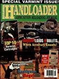 img - for Handloader Magazine - August 1997 - Issue Number 188 book / textbook / text book