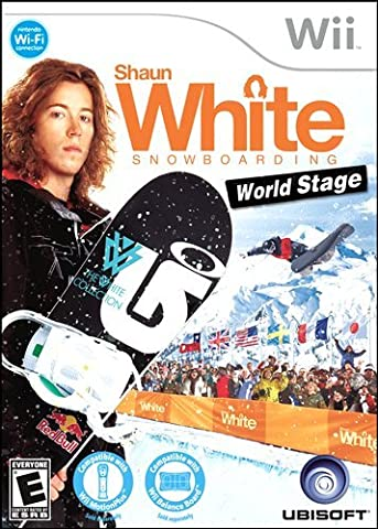 Shaun White Snowboarding: World Stage (Stages Of Recovery)