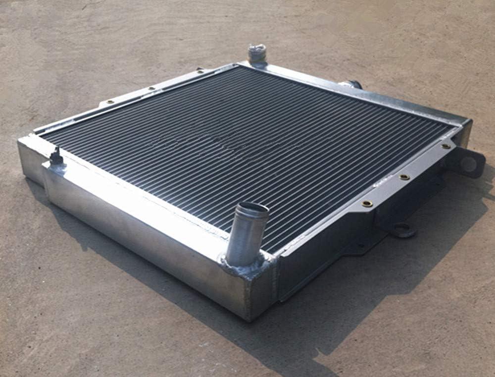 Radiatore in alluminio ventola Land Cruiser Landcruiser 75 Series HZJ75 90-01