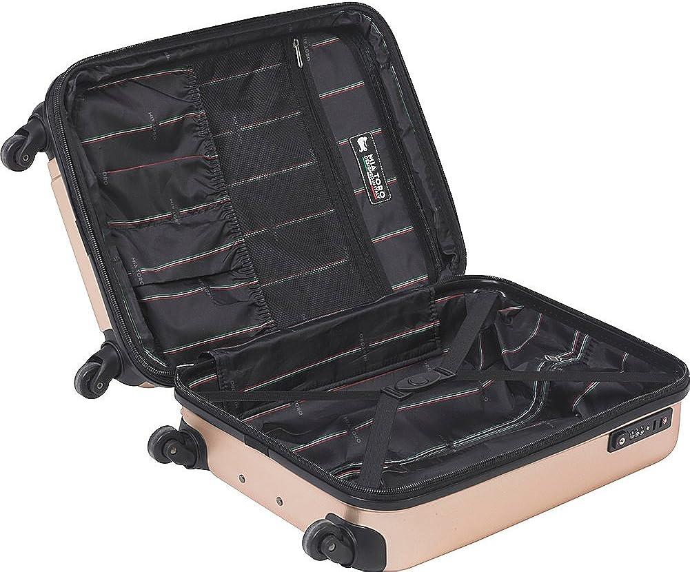 Mia Toro Mondavio Hardside Spinner Luggage
