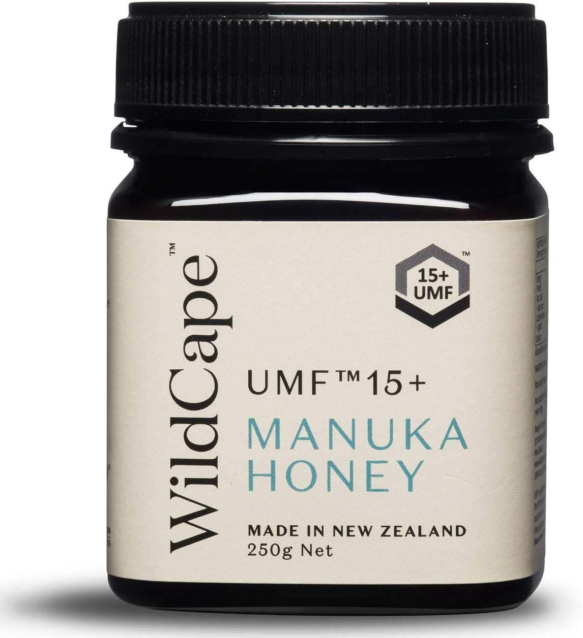 Miel de Manuka Wild Cape UMF 15+
