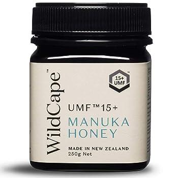 WildCape UMF 15+ East Cape Manuka Honey