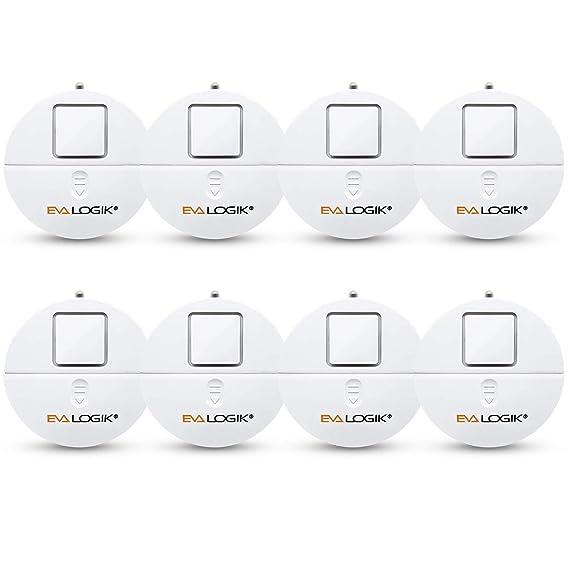 Amazon.com: EVA Logik - Alarma de ventana con sensor de ...
