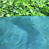 UniEco-1.5oz Floating Row Cover Mediumweight Garden Row Cover Frost Blanket for Crop 6'x25'