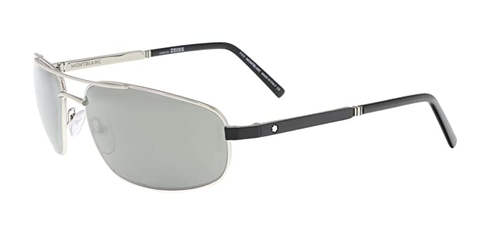 fac43fc14ca Image Unavailable. Image not available for. Color  Sunglasses Montblanc ...