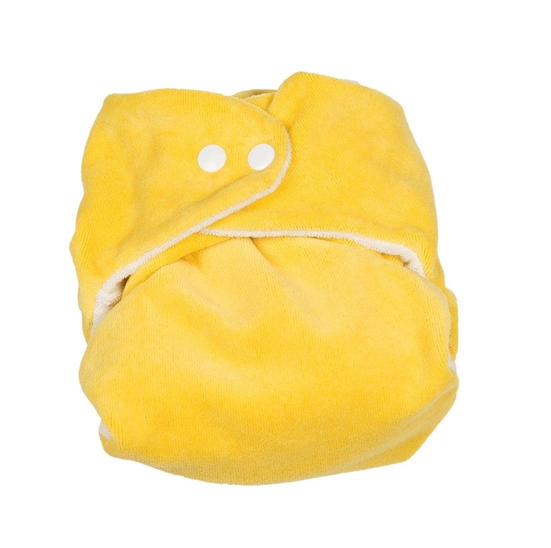 P'tits Dessous 3214618 So Bamboo Couche Lavable avec Insert Citron P'tits Dessous