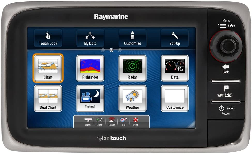 Raymarine E7 7 Display multifunción