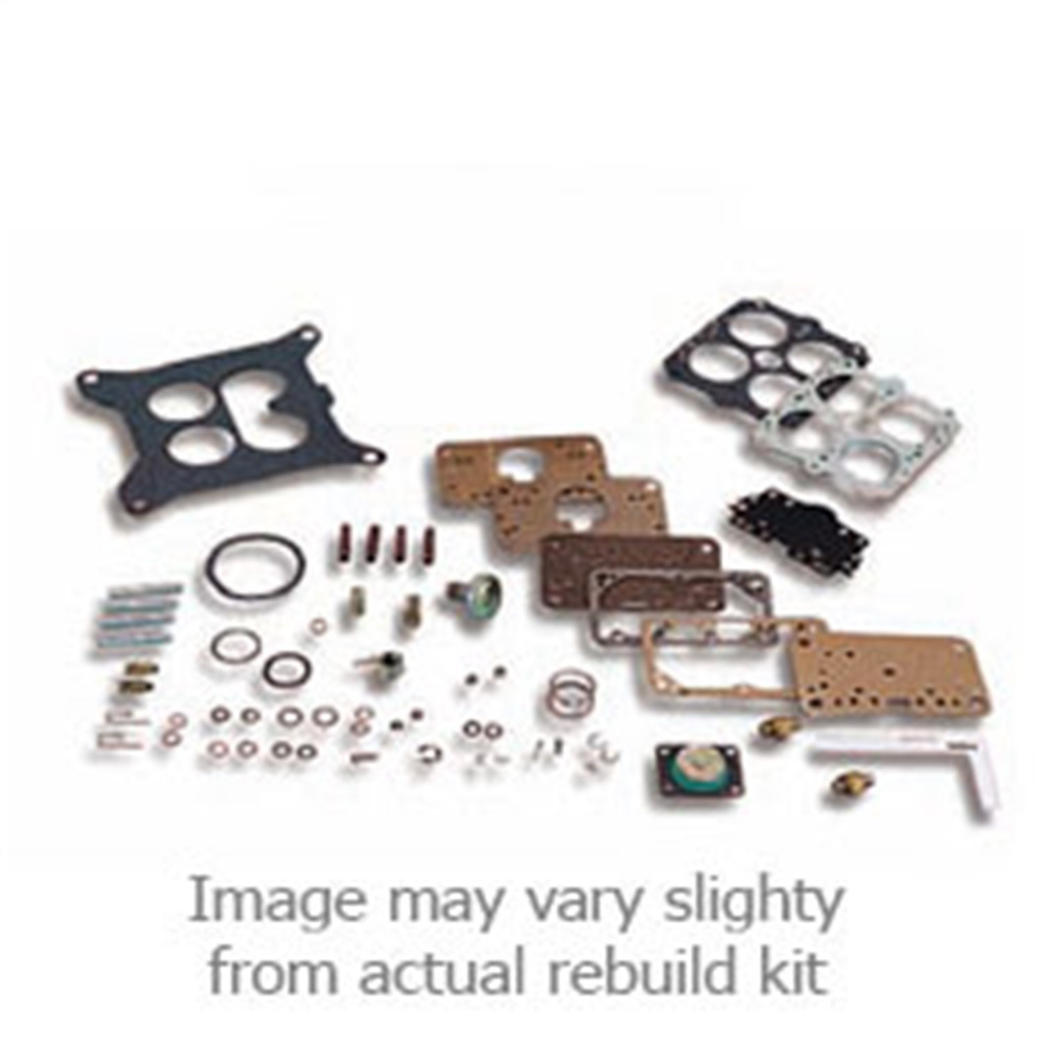 Holley 703-33 Marine Carburetor Rebuild Kit by Holley