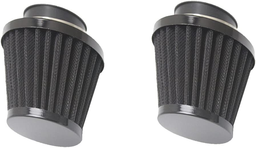 54mm Cone Air Intake Filter Cleaner for Universal Motorcycle Bike ATV