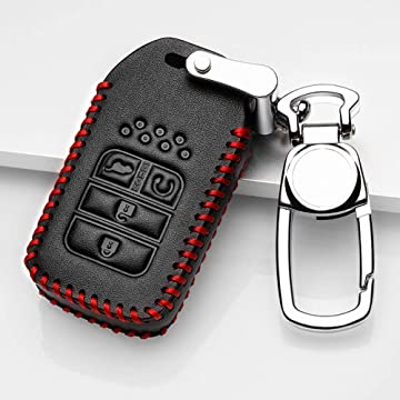 First And Second Quarter 2016 Bsea >> Amazon Com Lamshaw Honda Accord Key Fob Cover 2018 2017 2016 2015