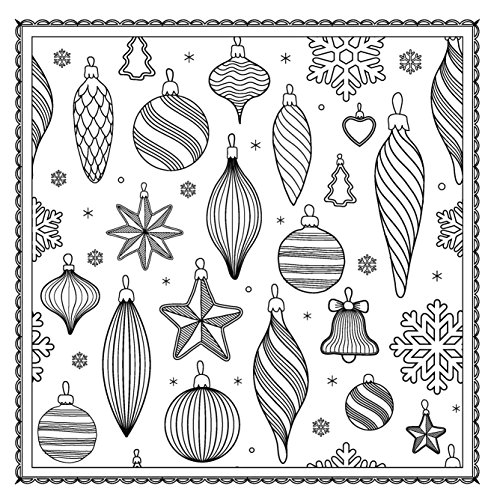 winter magic color magic on winter magic beautiful holiday patterns coloring book for adults