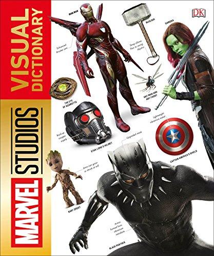 Marvel Studios Visual Dictionary [Bray, Adam] (Tapa Dura)