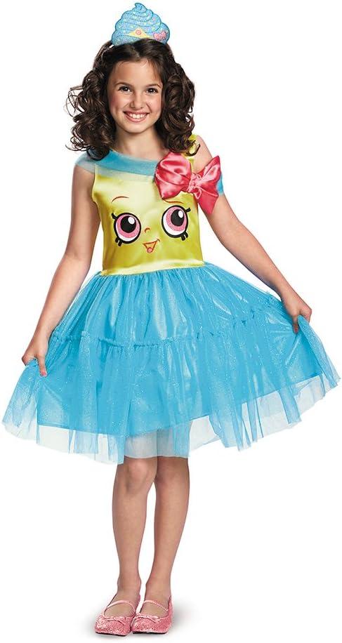 Disguise Shopkins Reina Cupcake Classic disfraz: Amazon.es: Ropa y ...