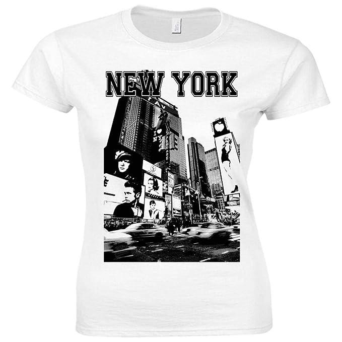 Los hombres de Shaolin urbanas de Nueva York Vintage All Stars Equipada T Shirts (Marilyn