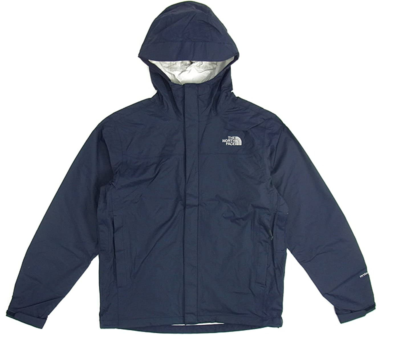 6c3337fa2 The North Face Bakossi Men's Rain Jacket Waterproof, Cosmic Blue ...