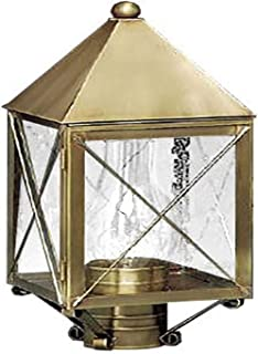 product image for Brass Traditions 520 SXBZ Medium Post Lantern 500 Series, Bronze Finish 500 Series Post Lantern