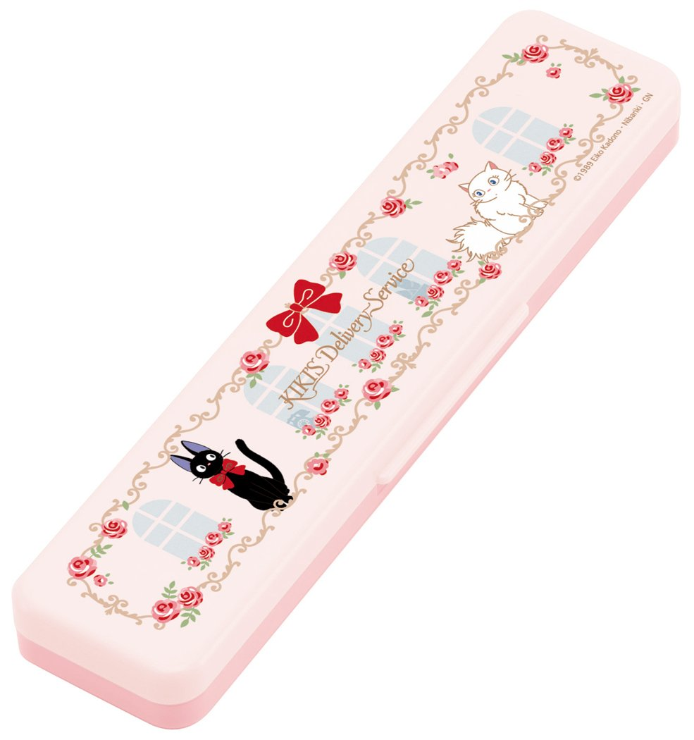 Kiki's Delivery Service (Rose) Cases Chopsticks Spoon